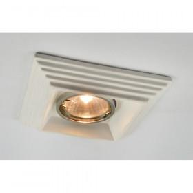 Светильник точечный Arte Plaster A5249PL-1WH