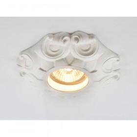 Светильник точечный Arte Plaster A5281PL-1WH