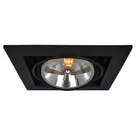 Светильник точечный Arte Gardani A5935PL-1BK