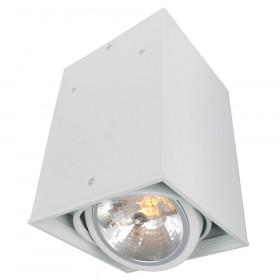 Светильник точечный Arte Gardani A5936PL-1WH