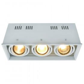 Светильник точечный Arte Gardani A5942PL-3WH
