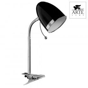 Лампа настольная Arte Cosy A6155LT-1BK