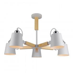 Светильник потолочный Arte Oscar A7141PL-5WH