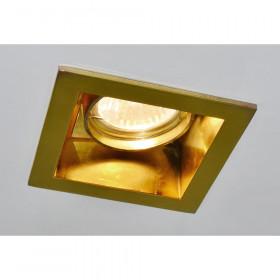 Светильник точечный Arte Cryptic A8050PL-1GO