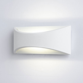 Уличный настенный светильник Arte Dino A8288AL-1WH