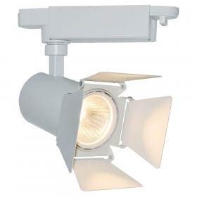 Трековый светильник Arte Falena A6709PL-1WH