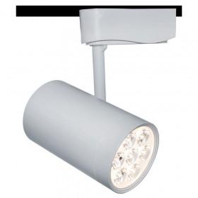 Трековый светильник Arte Preciso A6107PL-1WH