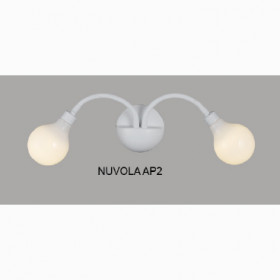 Бра Crystal Lux NUVOLA AP2