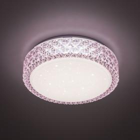 Светильник настенно-потолочный Citilux Кристалино CL705014