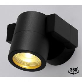 Уличный настенный светильник Crystal Lux CLT 020CW BL