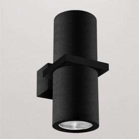 Уличный настенный светильник Crystal Lux CLT 021W BL