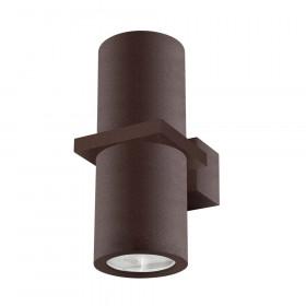Уличный настенный светильник Crystal Lux CLT 021W BR