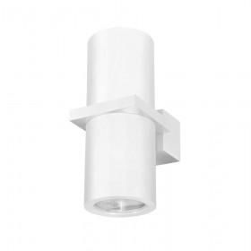 Уличный настенный светильник Crystal Lux CLT 021W WH