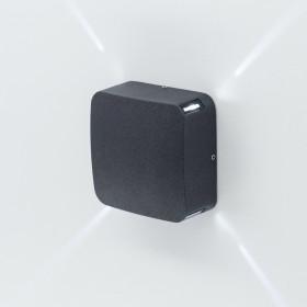 Уличный настенный светильник Citilux CLU0006X