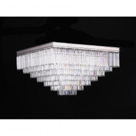 Светильник потолочный Newport 31100 31117/PL nickel