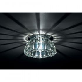 Светильник точечный Donolux DL047CH/Crystal