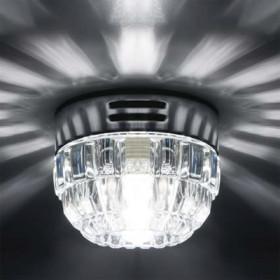 Светильник точечный Donolux DL072С-CH/Crystal
