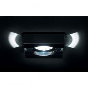 Светильник точечный Donolux DL138CH/White-Black