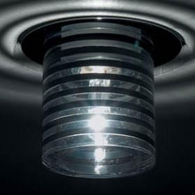 Светильник потолочный Donolux DL045CH/W-Black