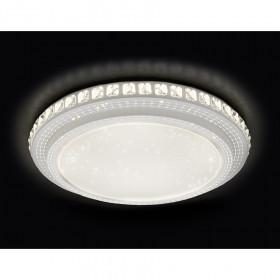 Светильник потолочный Ambrella Orbital Crystal F93 192W D800