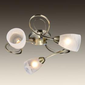 Светильник потолочный Lussole Liliy LSP-0187