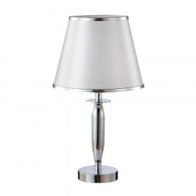 Лампа настольная Crystal Lux FAVOR LG1 CHROME