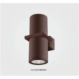 Уличный настенный светильник Crystal Lux CLT 021W BROWN