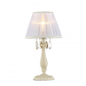 Лампа настольная Maytoni Elegant 10 ARM387-00-W