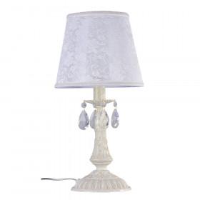 Лампа настольная Maytoni Filomena ARM390-00-W