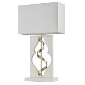 Лампа настольная Maytoni Intreccio ARM010-11-W