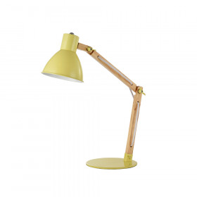 Лампа настольная Maytoni Apex MOD147-01-YE