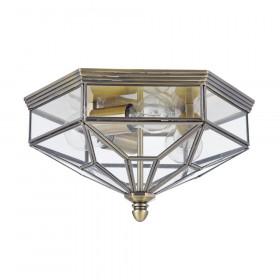 Светильник потолочный Maytoni Zeil H356-CL-03-BZ