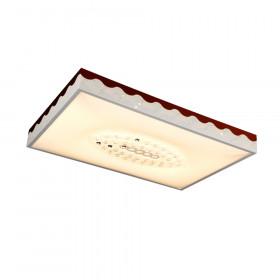 Светильник потолочный RiForma Lux 1-5032-WH+BR Y LED