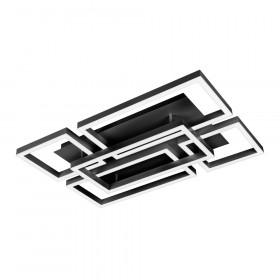Светильник потолочный iLedex Grace 8139-500X250+250-X-T BK