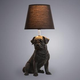 Лампа настольная Arte Bobby A1512LT-1BK