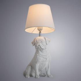 Лампа настольная Arte Bobby A1512LT-1WH