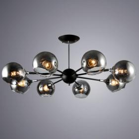 Светильник потолочный Arte Lagos A2708PL-8BK