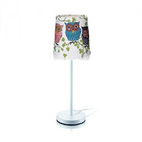 Лампа настольная Markslojd Ugglarp 105035+105439