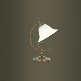 Лампа настольная Kutek Capri CAP-LN-1(P)
