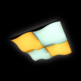 Светильник потолочный Ambrella Orbital Parus FP2354 WH 128W D480*480