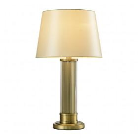 Лампа настольная Newport 3290 3292/T brass