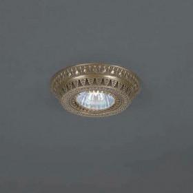 Светильник точечный Reccagni Angelo SPOT 1097 Bronzo