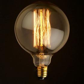 Ретро лампа накаливания (шар) Loft It E27 60W 220V G12560