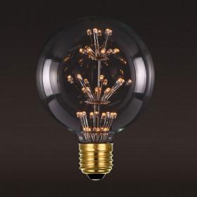 Ретро лампа светодиодная (шар) Loft It Led 3W (соответствует 25Вт) 220V G8047LED