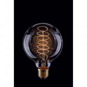 Лампа винтажная шар Voltega 220V G95 E27 40W 150Lm 2800К (теплый белый) 5926