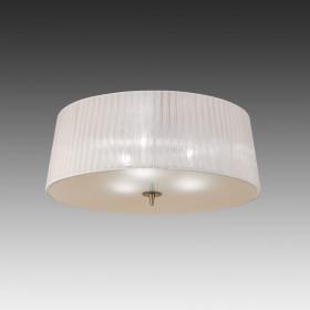 Светильник потолочный Mantra Loewe Antique Brass 4740