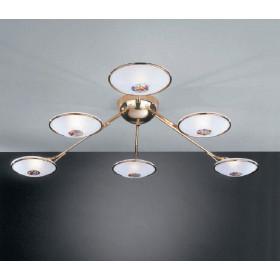 Светильник потолочный La Lampada PL 725/6.26