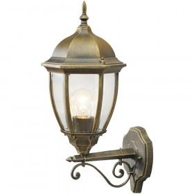 Уличный настенный светильник MW-Light Фабур 804020101
