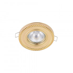 Светильник точечный Maytoni Metal DL302-2-01-G