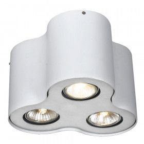 Светильник точечный Arte Falcon A5633PL-3WH